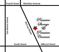 Charmant Premiere Storage Is Located Behind Premiere Cinemas At 643 McCray Street.  The Premiere Storage Offices Are Located On The McCray Street Side Of  Premiere ...